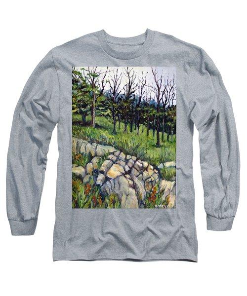Near Three Rivers Long Sleeve T-Shirt