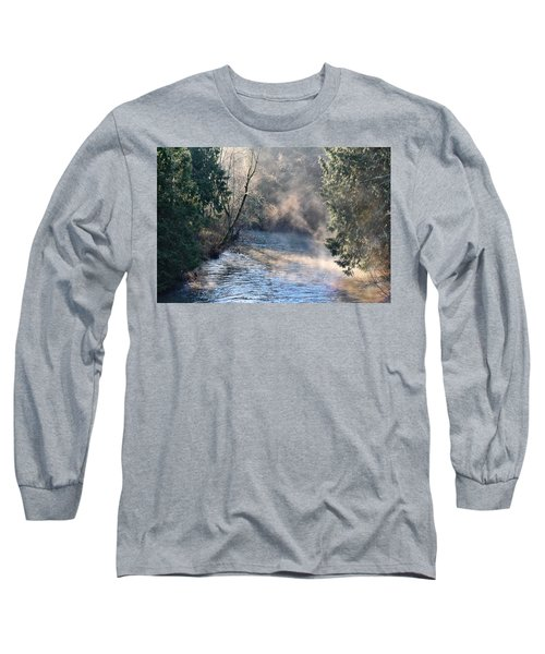 Nearer To Thee Long Sleeve T-Shirt by Rory Sagner