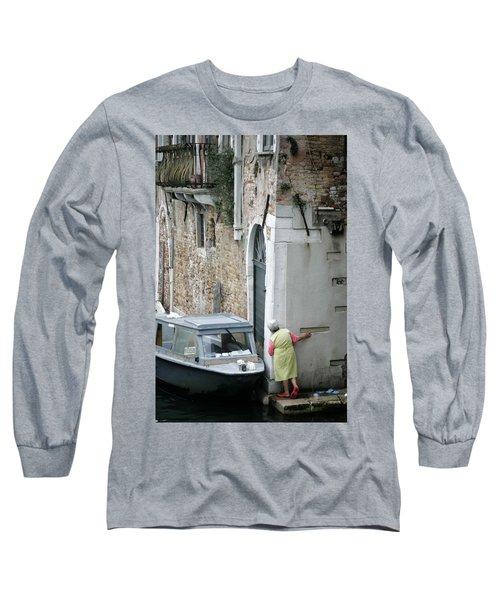 Neighbourhood Watch Long Sleeve T-Shirt
