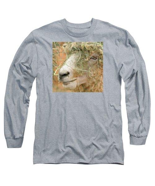 New Hair Style Long Sleeve T-Shirt