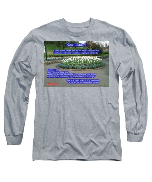 New Leaders Long Sleeve T-Shirt