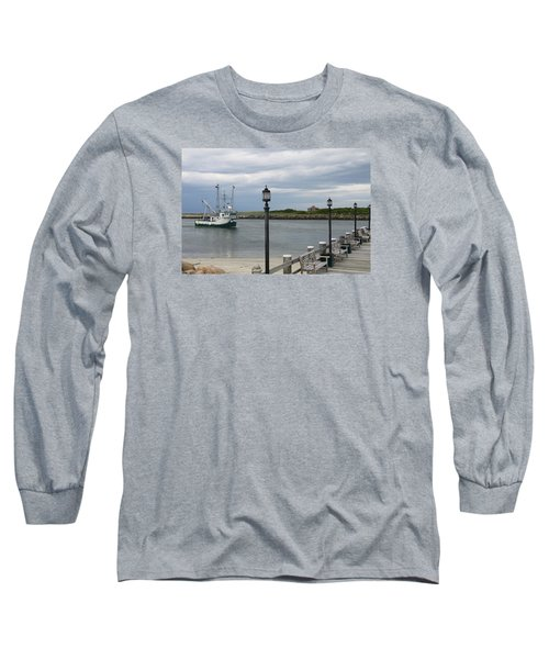 New Species Head Back Long Sleeve T-Shirt by Christiane Schulze Art And Photography