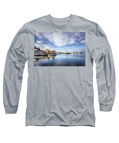 New Years In Portsmouth Nh Long Sleeve T-Shirt
