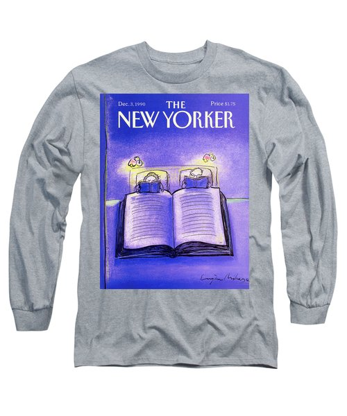 New Yorker December 3rd, 1990 Long Sleeve T-Shirt