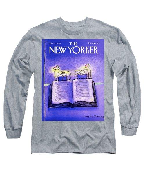 New Yorker December 3rd, 1990 Long Sleeve T-Shirt