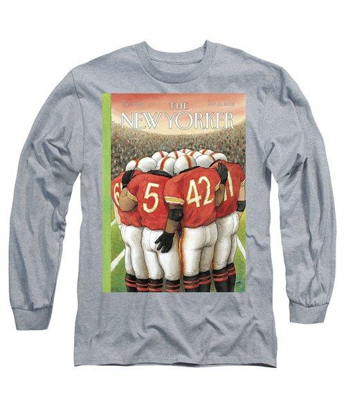 New Yorker January 27th, 2003 Long Sleeve T-Shirt