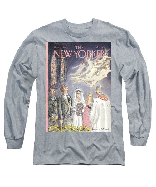 New Yorker June 15th, 1998 Long Sleeve T-Shirt