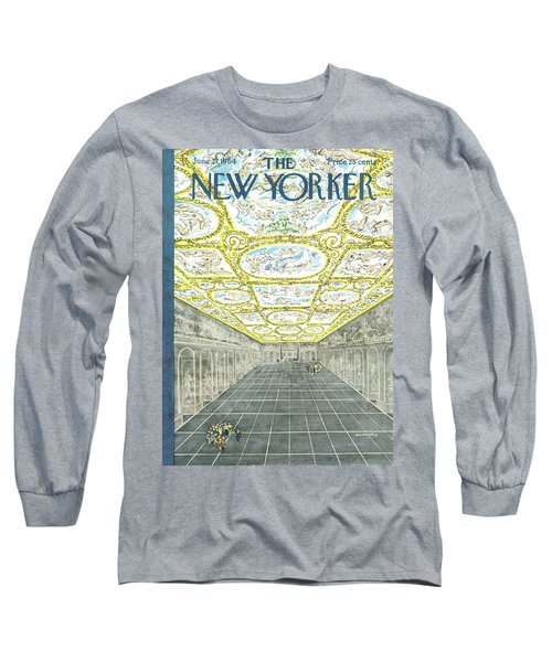New Yorker June 27th, 1964 Long Sleeve T-Shirt