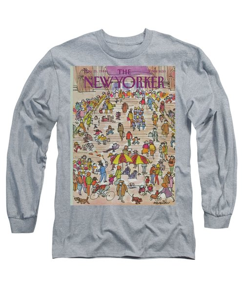 New Yorker May 21st, 1984 Long Sleeve T-Shirt