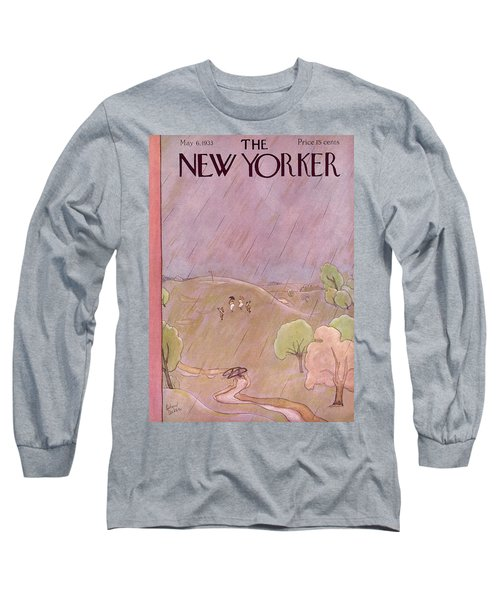 New Yorker May 6th, 1933 Long Sleeve T-Shirt