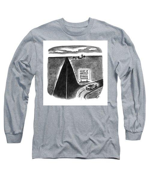 New Yorker May 9th, 1994 Long Sleeve T-Shirt
