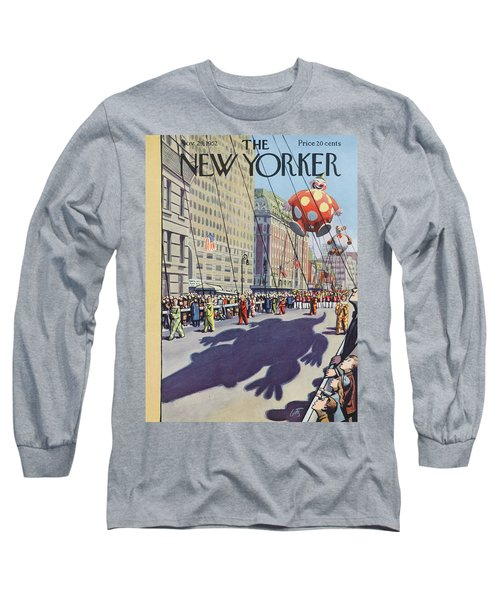 New Yorker November 29th, 1952 Long Sleeve T-Shirt
