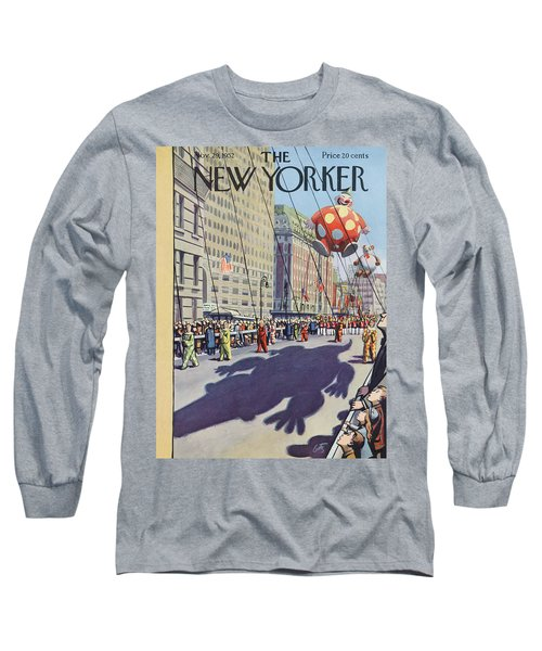 New Yorker November 29th, 1952 Long Sleeve T-Shirt