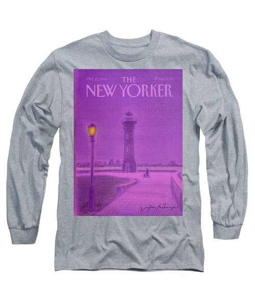 New Yorker October 27th, 1986 Long Sleeve T-Shirt