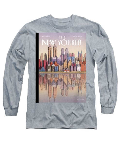 New Yorker September 15th, 2003 Long Sleeve T-Shirt