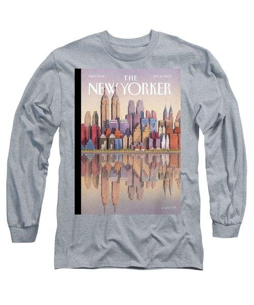 New Yorker September 15th, 2003 Long Sleeve T-Shirt