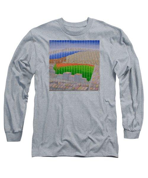 Ney York Cityscape Long Sleeve T-Shirt