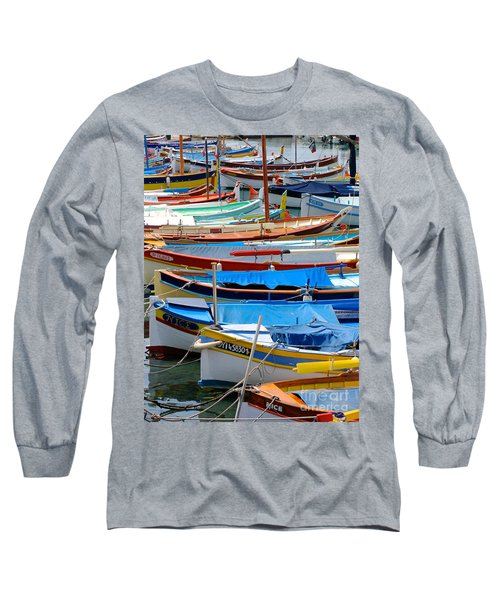 Nice Boats  Long Sleeve T-Shirt
