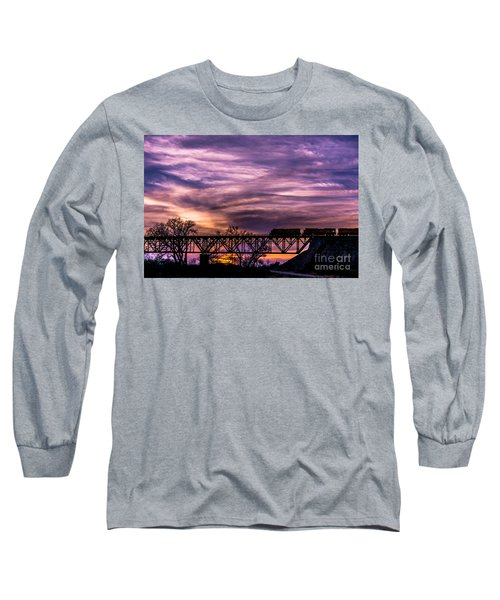 Night Train Long Sleeve T-Shirt