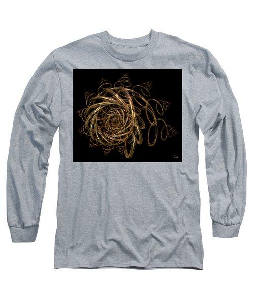 Nightfall Long Sleeve T-Shirt by Manny Lorenzo