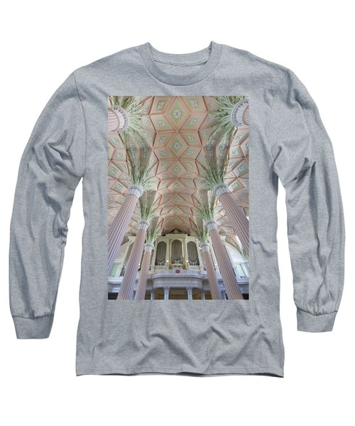 Nikolaikirche Leipzig Long Sleeve T-Shirt