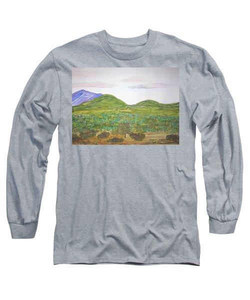 Nm Hills Long Sleeve T-Shirt