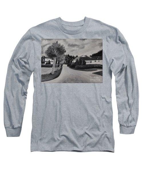 Norwegian Street Long Sleeve T-Shirt