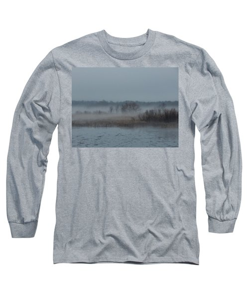 November Mist Long Sleeve T-Shirt