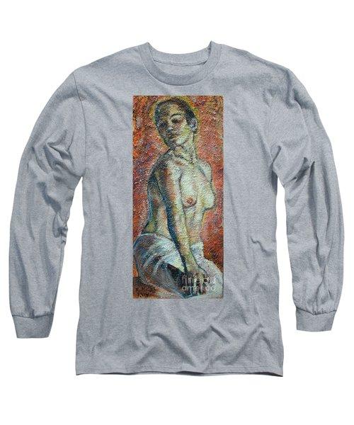Nude Lisbeth Long Sleeve T-Shirt
