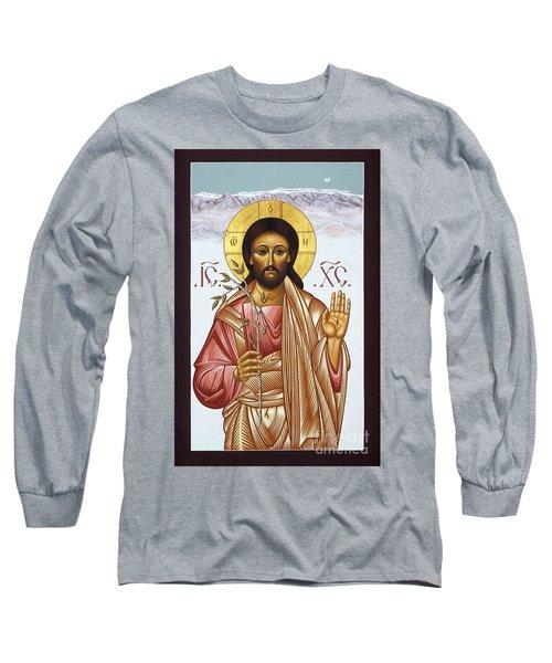 Nuestro Salvador De Las Sandias 012 Long Sleeve T-Shirt