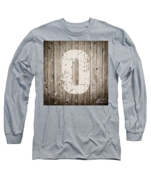 O Long Sleeve T-Shirt