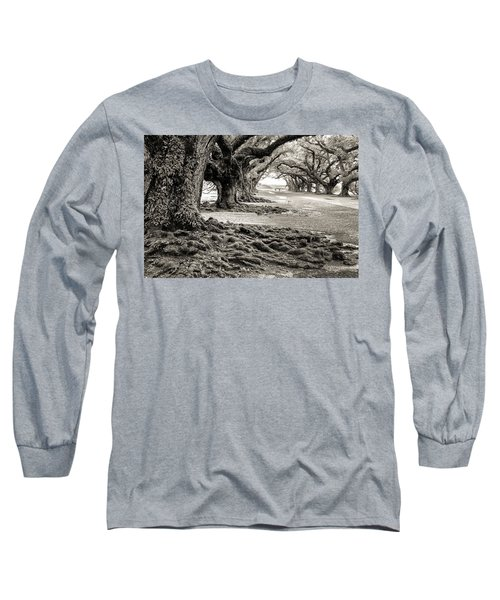 Oak Alley Long Sleeve T-Shirt