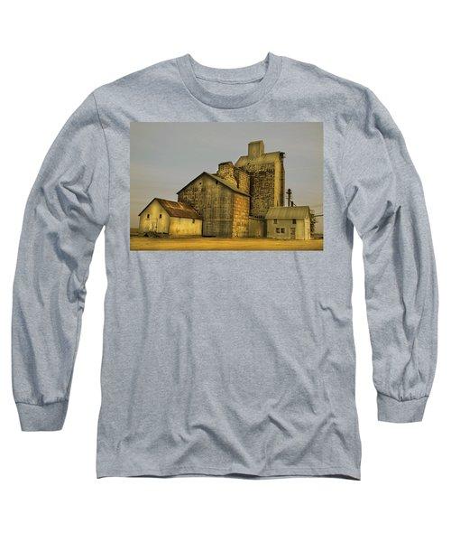 Oakwood Elevator Long Sleeve T-Shirt