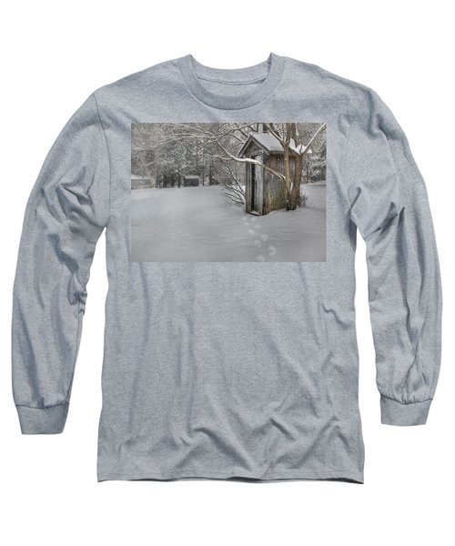 Occupied Long Sleeve T-Shirt