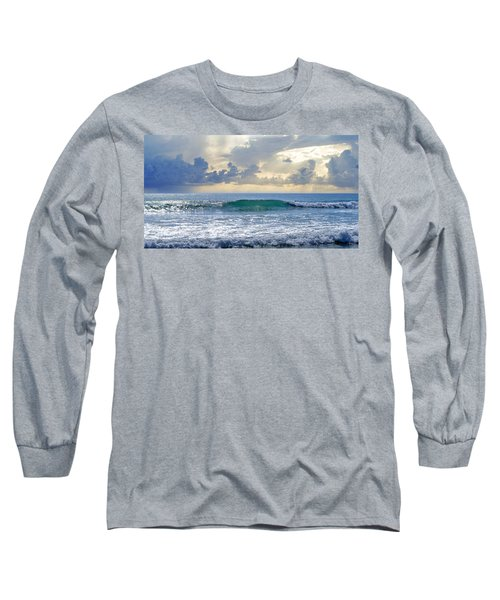 Ocean Blue Long Sleeve T-Shirt