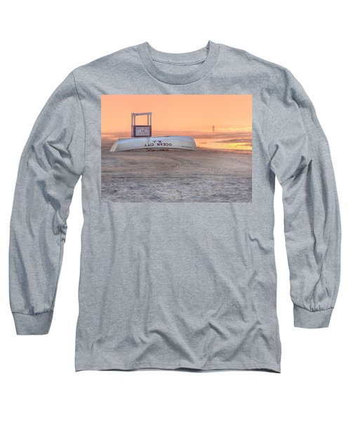 Ocean City Beach Patrol Long Sleeve T-Shirt