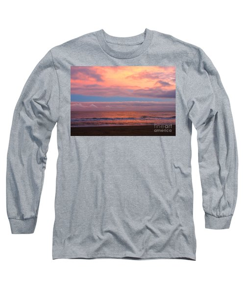 Ocean Sunset Long Sleeve T-Shirt