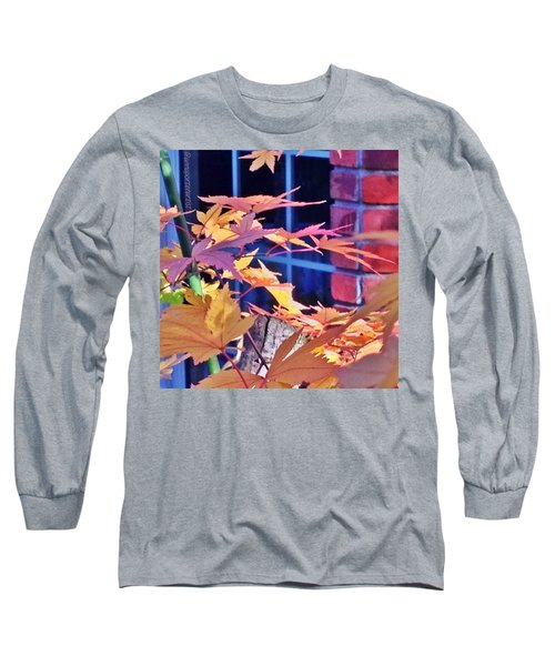 Of Maples And Bricks Long Sleeve T-Shirt