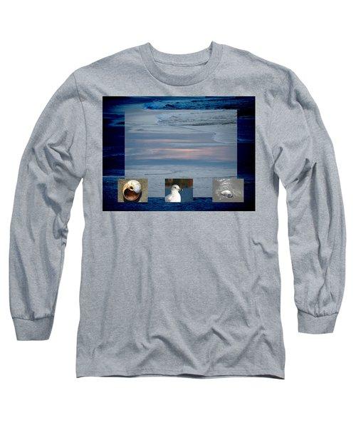 Ogunquit Beach Long Sleeve T-Shirt