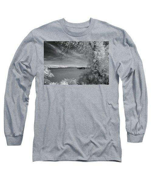 Ohio River Long Sleeve T-Shirt