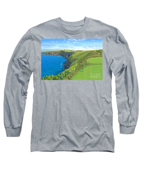 Old Head Golf Club Ireland Long Sleeve T-Shirt