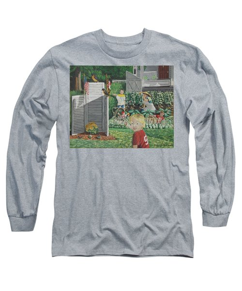 Old Jersey Long Sleeve T-Shirt