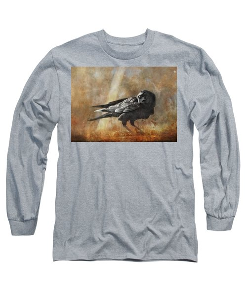 Old Rascal Long Sleeve T-Shirt by Susan Capuano