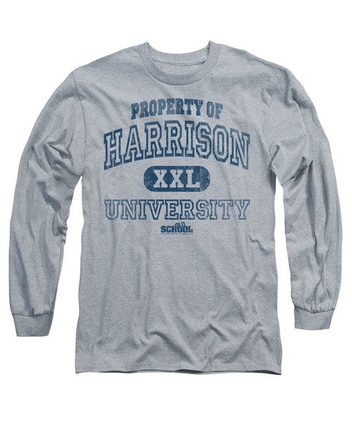 Old School - Property Of Harrison Long Sleeve T-Shirt
