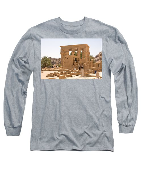 Old Structure Long Sleeve T-Shirt