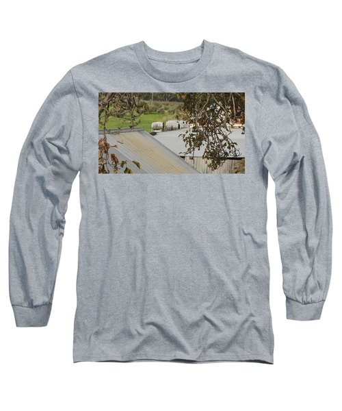 Old Tin Roof  Long Sleeve T-Shirt