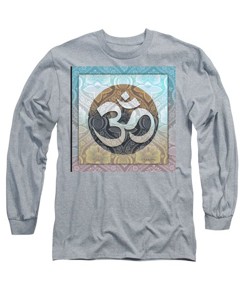 OM Long Sleeve T-Shirt by Richard Laeton