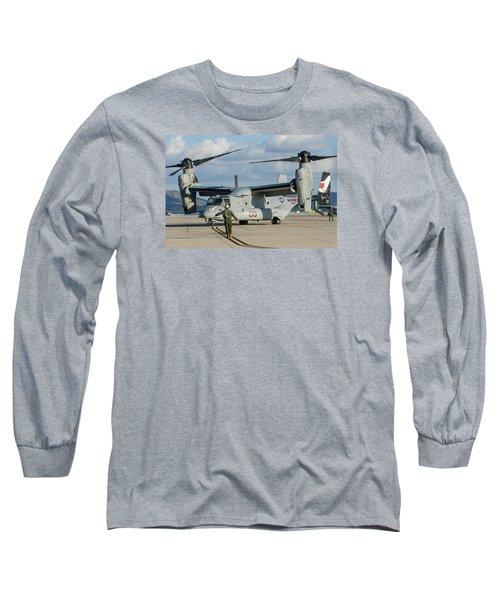 On The Mark Long Sleeve T-Shirt