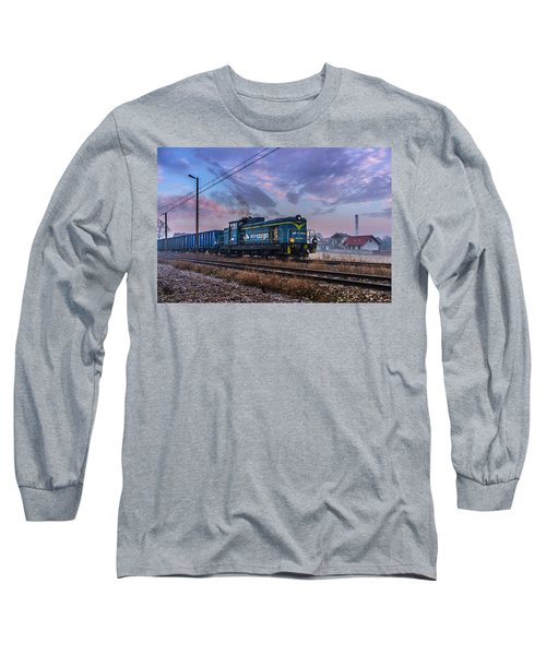 One Eyed Cloud Maker Long Sleeve T-Shirt