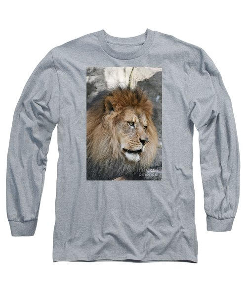 Long Sleeve T-Shirt featuring the photograph Onyo #4 by Judy Whitton